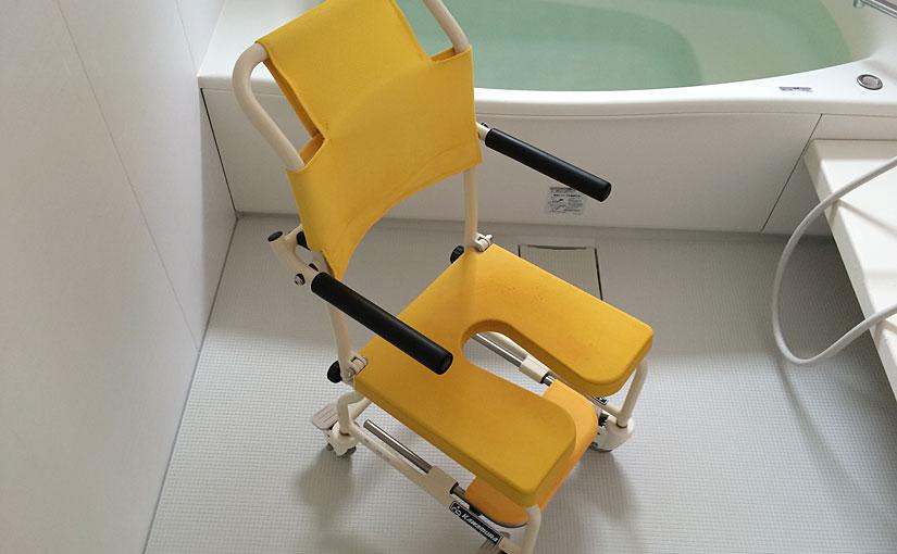 浴室用車椅子(バスチェア)